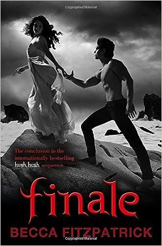 Finale (Hush, Hush, Book 4): Amazon.es: Libros