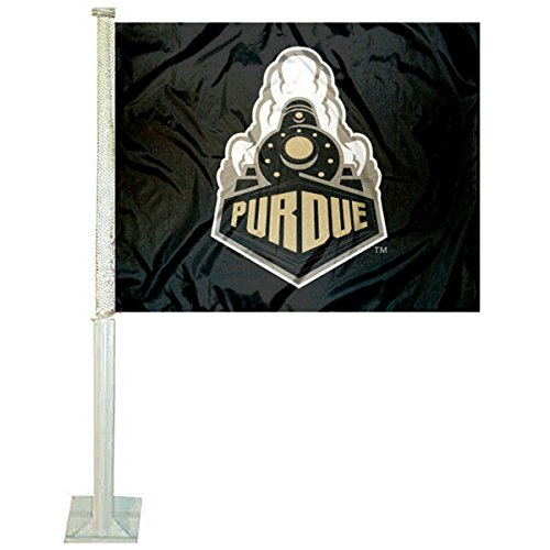- Purdue Boilermakers New Boiler Car Flag