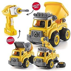 סט צעצועי בנייה לילדים