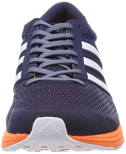 Scarpe Da Ginnastica Adidas Aw17 Uomo Adizero Boston 6 Blu / Bianche