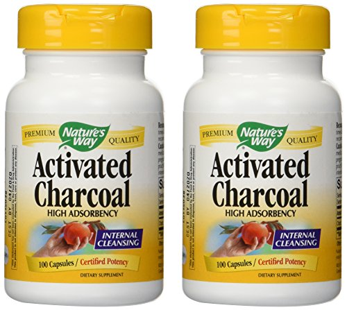 Natures Way Activated Absorbency Supplement