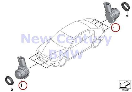 Amazon com: BMW Genuine Ultrasonic-Sensor Ultrasonic-Sensor Sparling