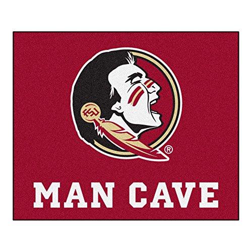- FANMATS 14546 Florida State University Nylon Universal Man Cave Tailgater Rug