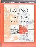 Latino and Latina Writers 9780684312958