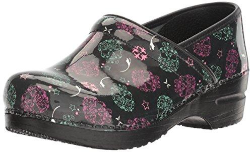 Sanita Women's Professional Cadyna Work Shoe, Black, 35 E...