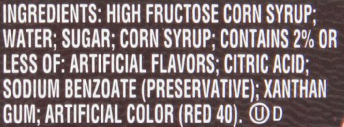 034000003181 - HERSHEY'S Syrup, Strawberry, Dessert Topping/Beverage Syrup, Gluten-Free, 22 Ounce carousel main 2