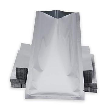 Amazon.com: Bolsa de muestras de aluminio de 3,9mil de Mylar ...
