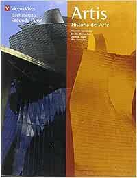 Artis, Historia del Arte, Segundo Curso Bachillerato