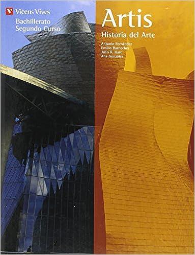 Artis, Historia del Arte, Segundo Curso Bachillerato: Amazon.es ...