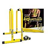 Lebert Fitness EQualizer Bars Total Body Strengthener, Yellow For Sale