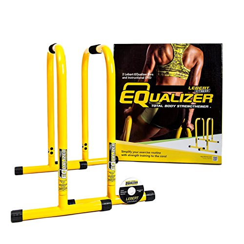 Lebert Fitness 07-71049 Lebert Equalizer Bars