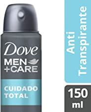 Antitranspirante Dove Men+Care Cuidado Total en aerosol 89 g