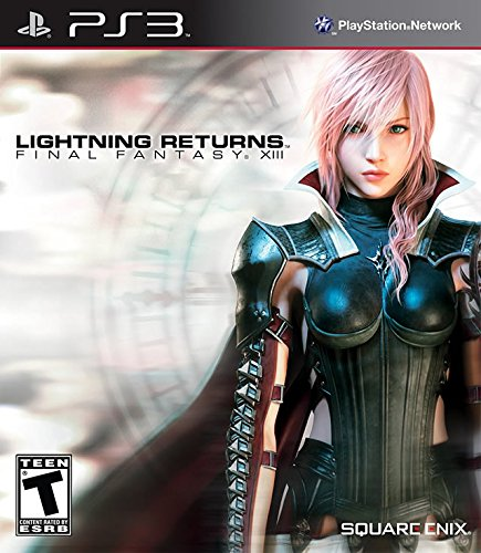Lightning Returns: Final Fantasy XIII (Final Fantasy 13 Lightning Returns Xbox 360)