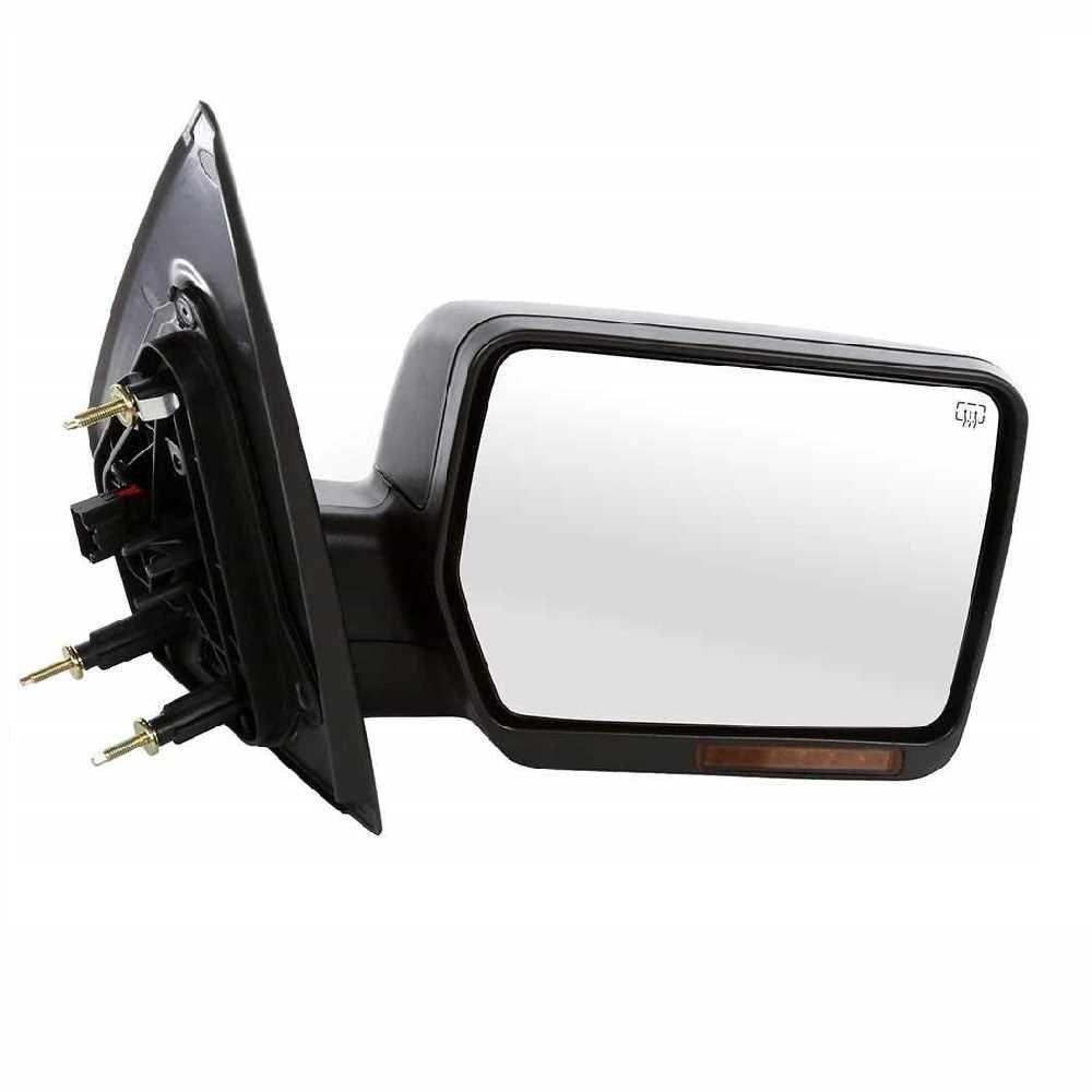 Prime Choice Auto Parts KAPFO1320342 Left Drivers Side Power Heated Side Mirror