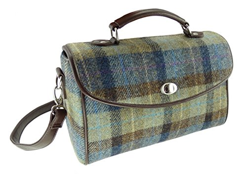 100 Calder COL Satchel Available 8 Tweed Ladies Bag Colours Harris LB1021 58 Zdw4qU