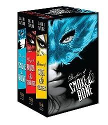 The Daughter of Smoke & Bone Trilogy Hardcover Gift Set Hardcover October 21, 2014