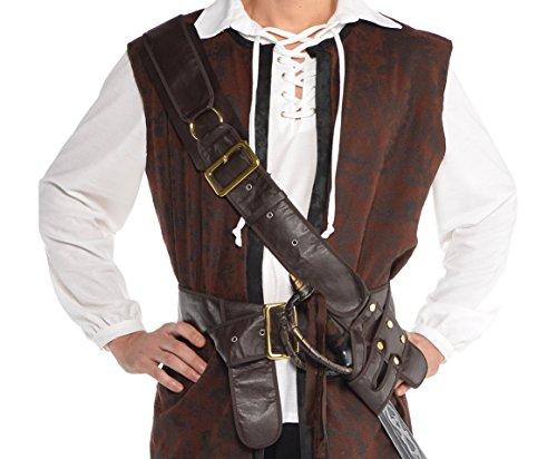 Amscan Pirate Bandolier Belt -