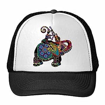 DIYthinker Gorra de béisbol Senderismo del Elefante de China de la ...