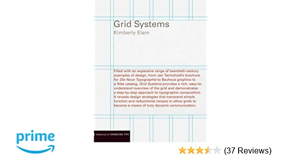 Principles Of Design List : Grid systems principles of organizing type design briefs