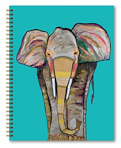 Studio Oh! Hardcover Spiral Notebook, 8.5