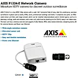 Axis Communications P1224-E Network Camera – Color 0654-001 For Sale
