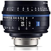 Zeiss 85mm/T2.1 CP.3 Compact Prime Cine Lens (Feet) with PL Bayonet Mount