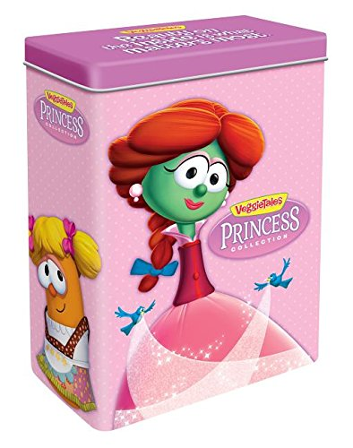 VeggieTales Princess Collection Collectible Tin