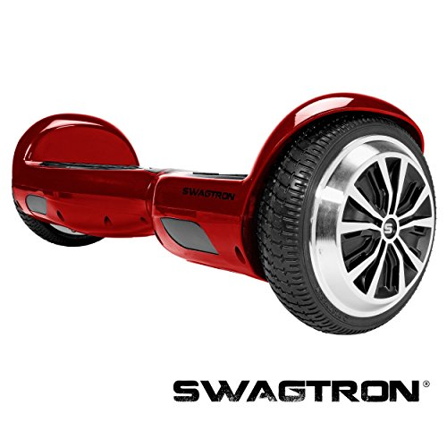 Swagtron T1 - UL 2272 Certified Hoverboard - Electric Self-Balancing Scooter –...