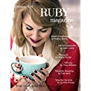 RUBY Magazine February 2017: Your voice, your story