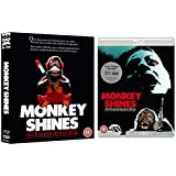 Monkey Shines (Eureka Classics) Limited Dual Format (Blu-ray & DVD) edition
