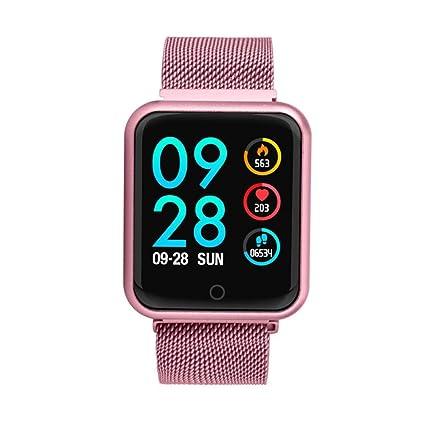ZLOPV Smart Watch Watch Smart Watch IP68 para la Actividad ...