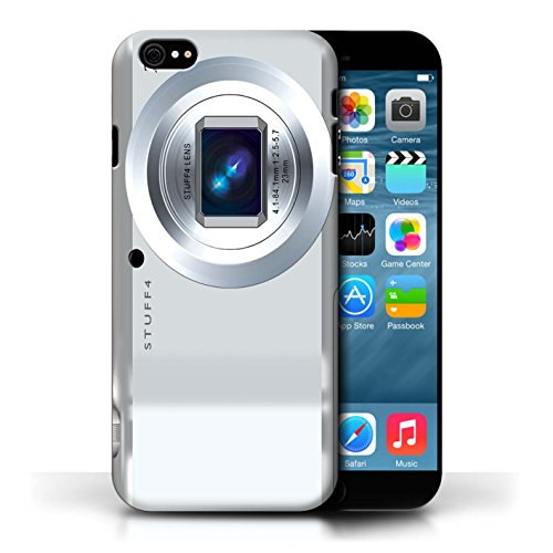 Etui / Coque pour Apple iPhone 6/6S / Compact conception / Collection de Appareil Photo