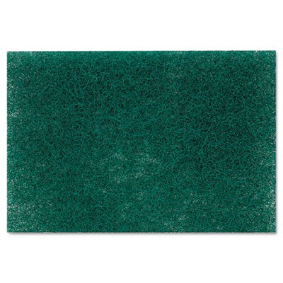 Scotch-Brite PROFESSIONAL Commercial Heavy Duty Scouring Pad 86, 6