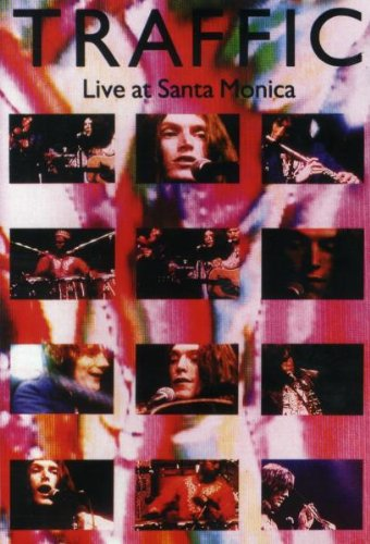 Traffic: Live at Santa Monica by MUSIC VIDEO DISTRIBUTORS