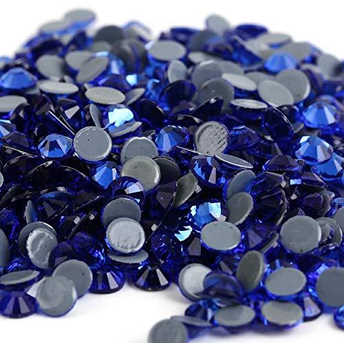 1440pcs/bag Ss16(3.8~4.0mm) 31 Colors Dmc Flatback Crystals Hot Fix Rhinestones, Glass Strass Sewing & Fabric Garment Rhinestone