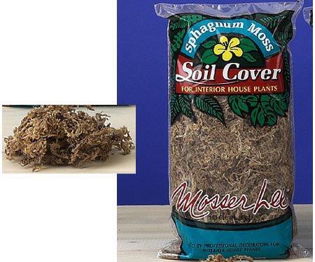 Mosser Lee 0130 Long Fibered Sphagnum Moss, 3.5 Cubic Feet