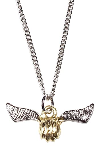 Amazon.com: Harry Potter Snitch Dorada Collar: Jewelry