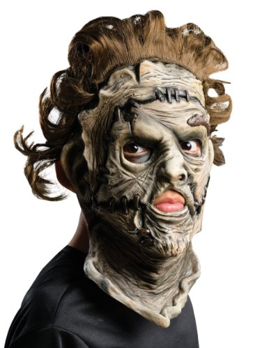Rubie's Costume Texas Chainsaw Massacre III Leatherface 3/4 Mask