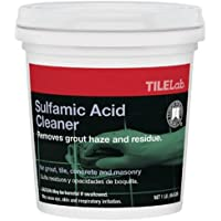 Custom Building Products TLSAC1 Sulfamic Acid Cleaner, 1-Pound