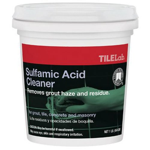 (Custom Building Products TLSAC1 Sulfamic Acid Cleaner, 1-Pound)