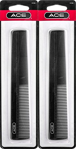 ACE - 61286 All - Purpose Comb (7 Inches) (Pack of 2)