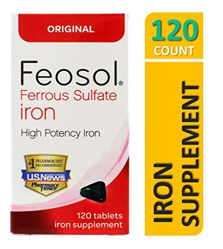 Feosol Original Ferrous Sulfate