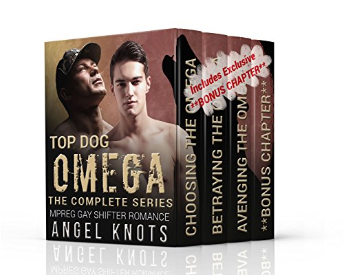 Top Dog MPREG Complete Series: M/M Gay Paranormal Shifter Romance