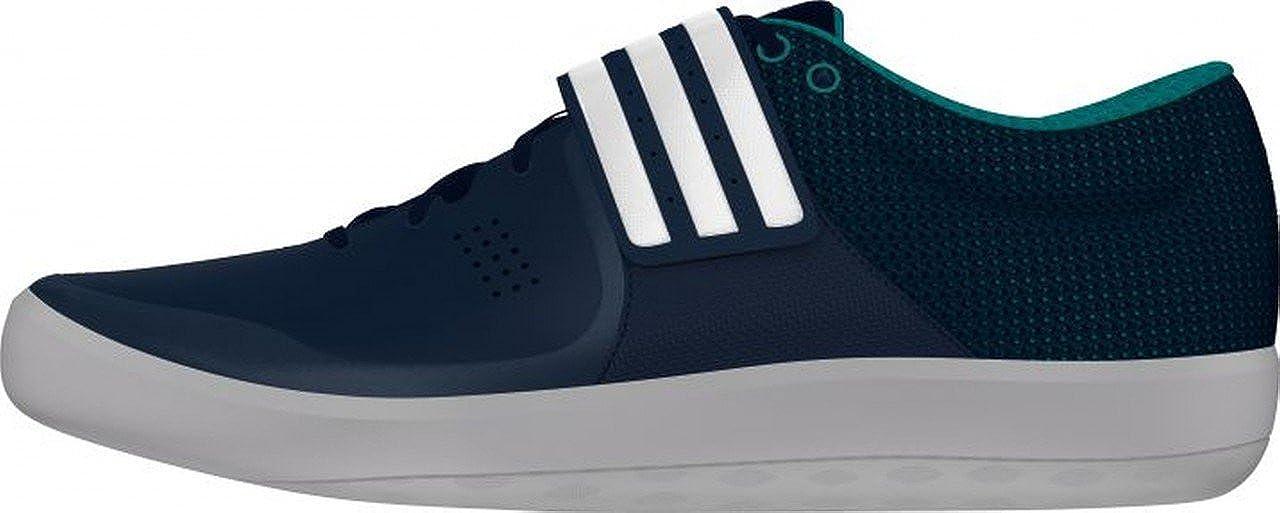 Adidas Herren Blau Adizero Shotput Leichtathletik Schuhe Laufschuhe Turnschuhe