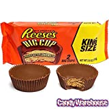 Reese's Peanut Butter Big Cup Chocolate (Pack of 4)