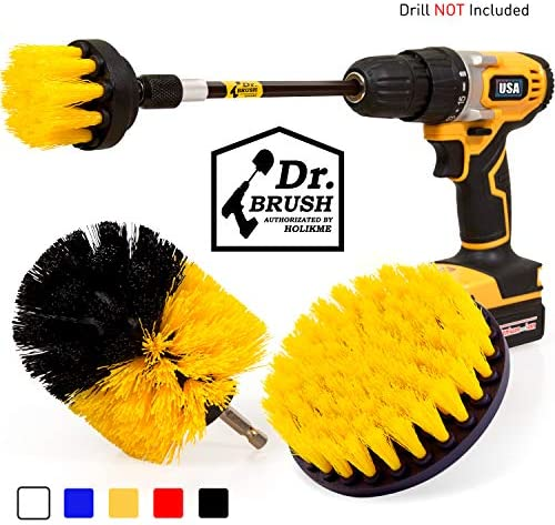 Scrubber Cleaning Extended Attachment Revolver product image