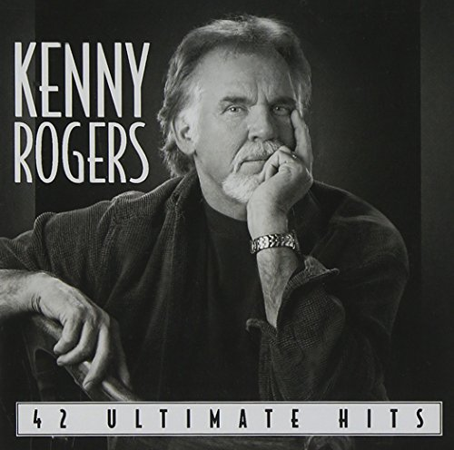 KENNY ROGERS - 42 Ultimate Hits [2 Cd] - Zortam Music