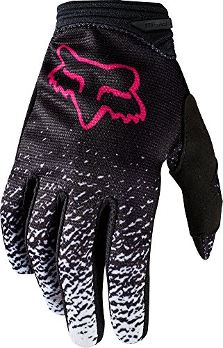 Fox Racing Dirtpaw Women's Off-Road Motorcycle Gloves - Black/Pink / Small