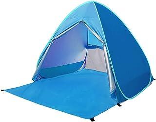 SSSSTTTT Tende Pop-up, Tenda da Spiaggia istantanea Automatica, Tenda da Campeggio Anti-UV Impermeabile, Adatta per spiagge, Picnic, Giardini, Campeggio, Pesca
