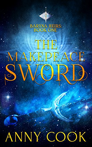 The Makepeace Sword (Baryna Heirs Book 1)